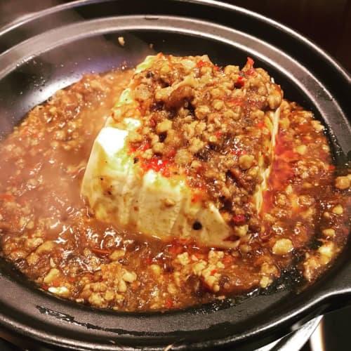 中国 麻婆豆腐