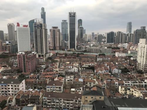 中国 上海