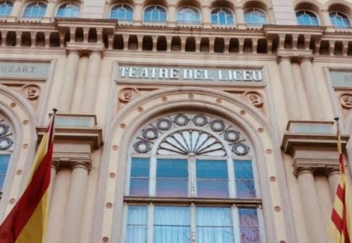 バルセロナ リセウ劇場