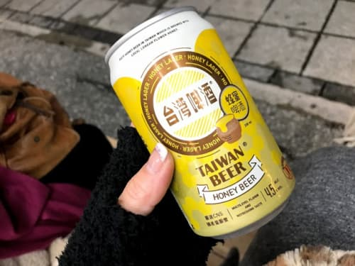台湾ハニービール
