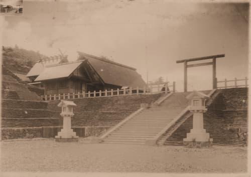 パラオ日本統治時代の南洋神社