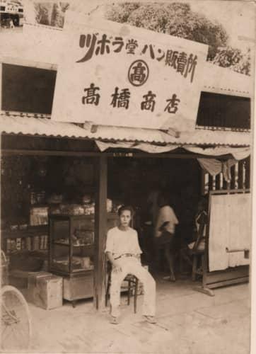 パラオ日本統治時代のコロール