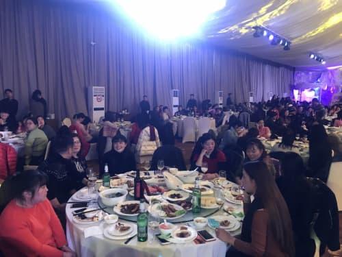 中国 宴会