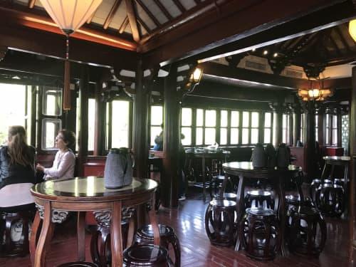 中国 茶館
