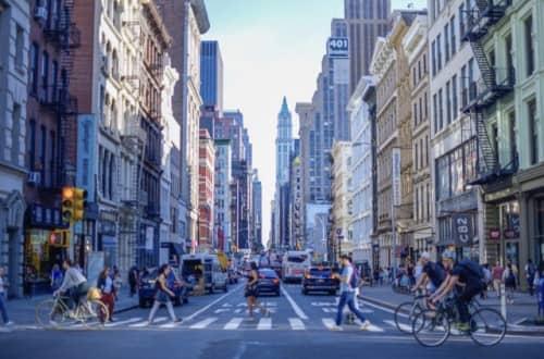 ニューヨーク夏