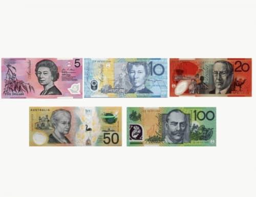 オーストラリア紙幣