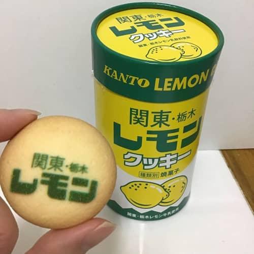 関東栃木レモンクッキー