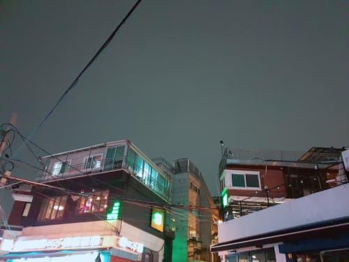 梨泰院夜景2