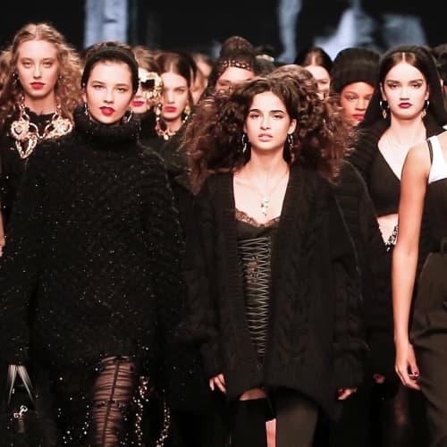 D&G fashion week