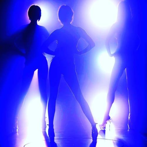 名物ダンスショー