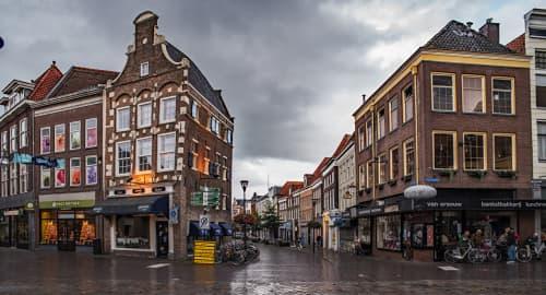アムステルダム市内を散策