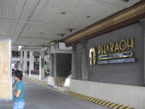 フィリピンのKTV【Pharaoh】