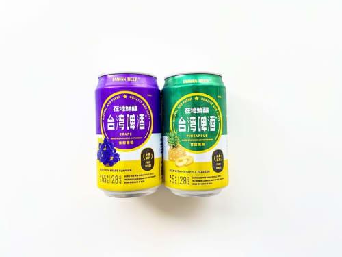 台湾ビール葡萄パイン
