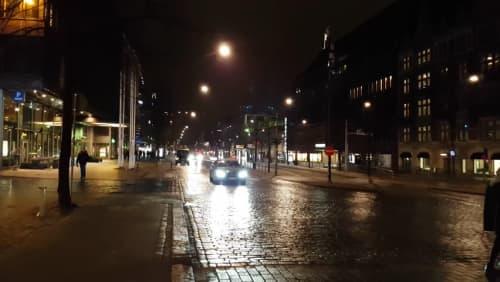 ヘルシンキ市内を散策