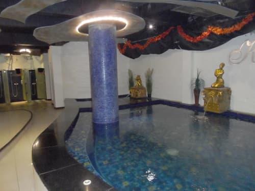 【Grand Kimochi Cempaka Mas】の風呂