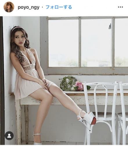 ゆきぽよ公式instagram