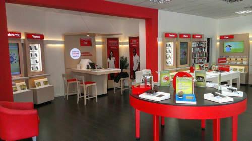 Vodafoneのオフィス
