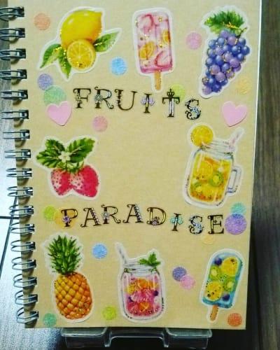 ノートをデコる!かわいい・かっこいいデザインをデコってみよう!