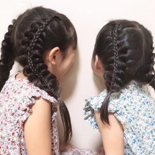 子供 髪型 アレンジ ボブ Khabarplanet Com