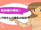 【画像解説】シルク姉さんのおっぱいが綺麗すぎる!吉本セクシー番長の美乳秘話のサムネイル画像