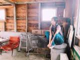 【画像付き】つなぎと女性芸能人が交わると妙にエロい!のサムネイル画像