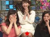 【画像付き】人気番組「さんま御殿」は女性芸能人のパンチラ花盛り!のサムネイル画像