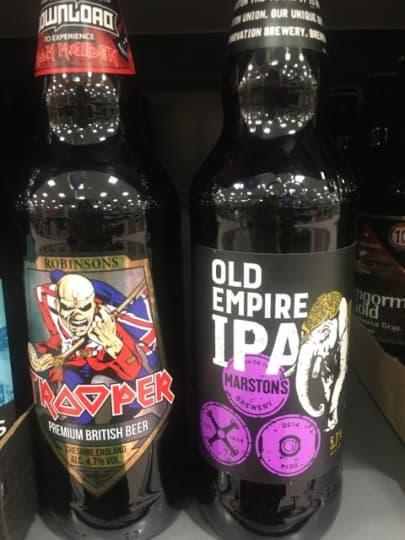 イギリスビール