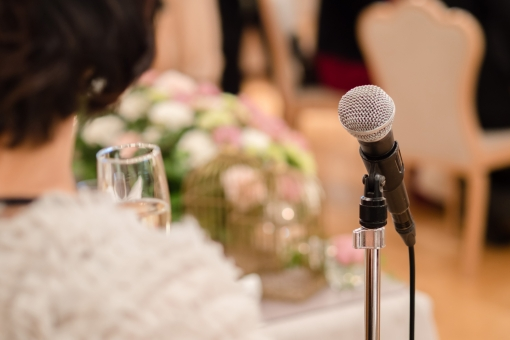 結婚式で友人からスピーチを任されたらどうする?