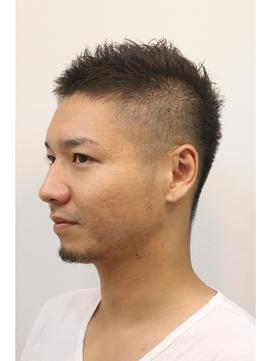 髪型 短髪 男の子