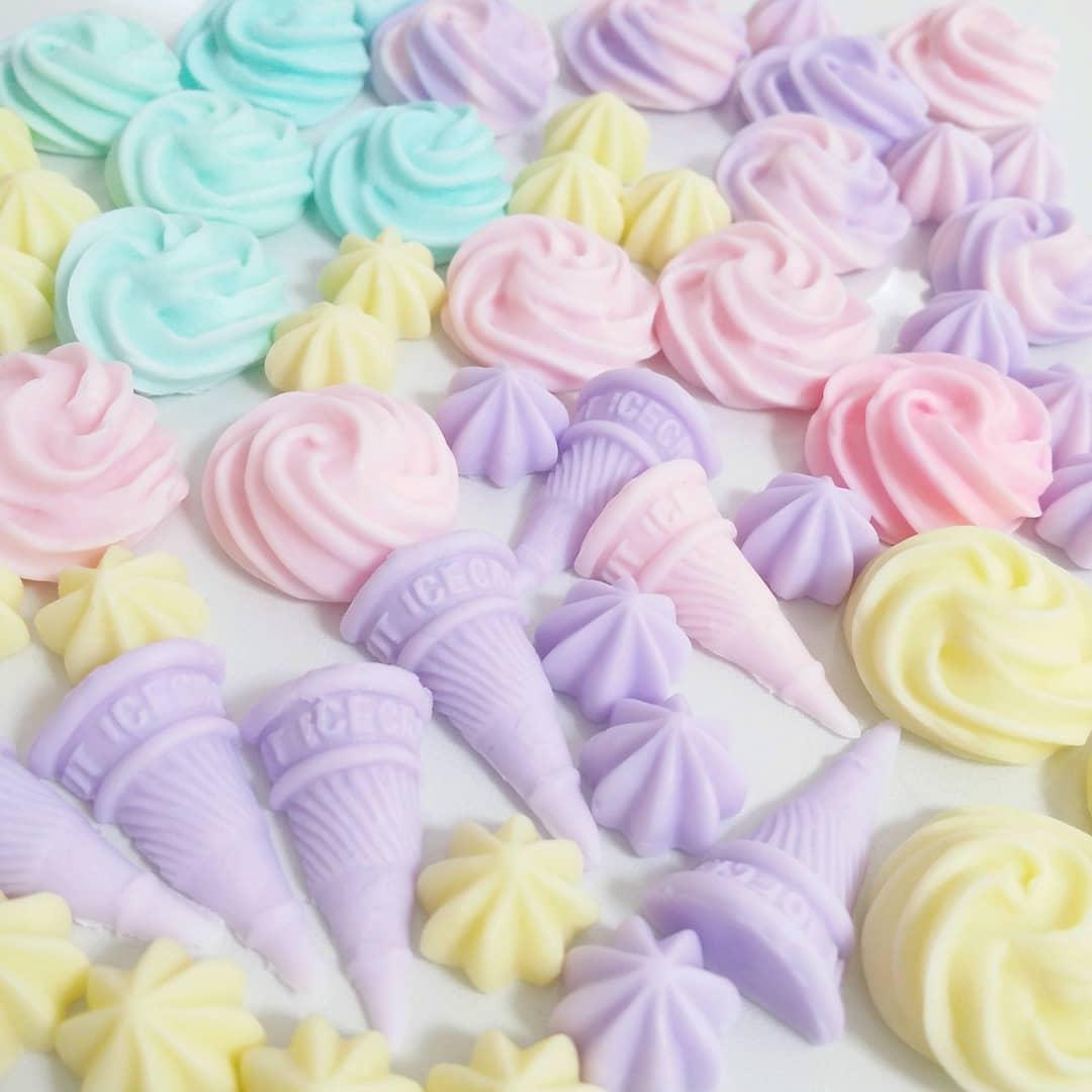 初めての樹脂粘土は100均ダイソー&セリア ...