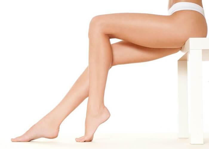 脚を細くする方法3選!太い原因...