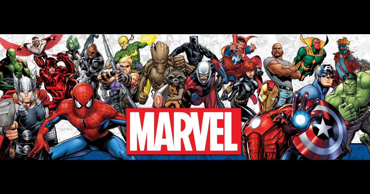 マーベル公式|Marvel