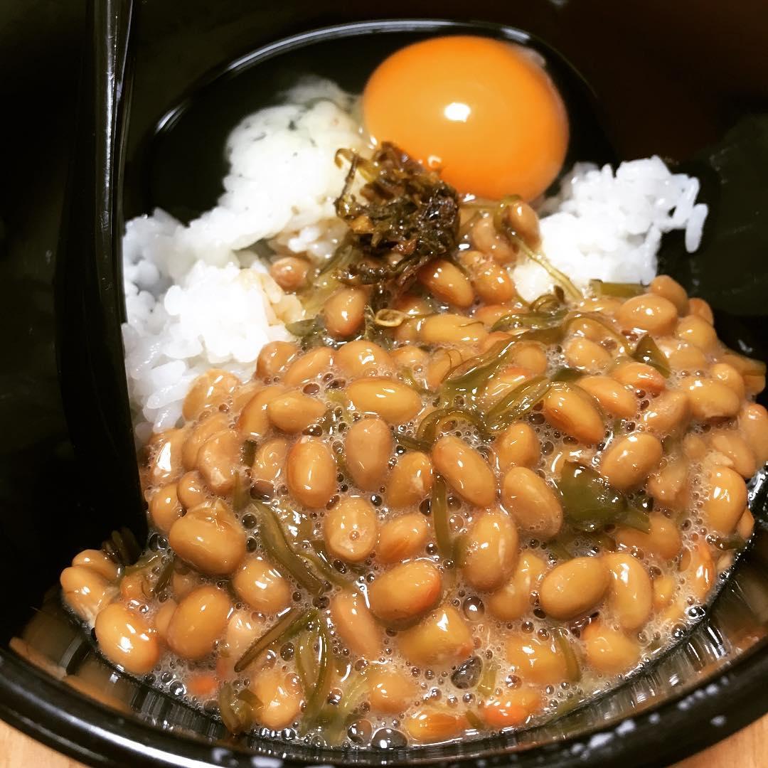 納豆 太る