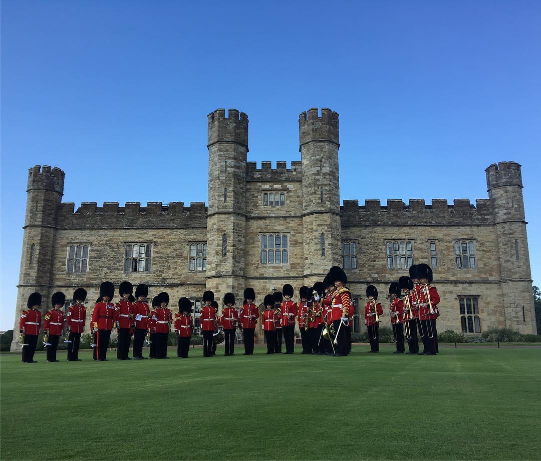 イギリス・リーズ城へ!【2018年】歴史や行き方・見どころをご紹介