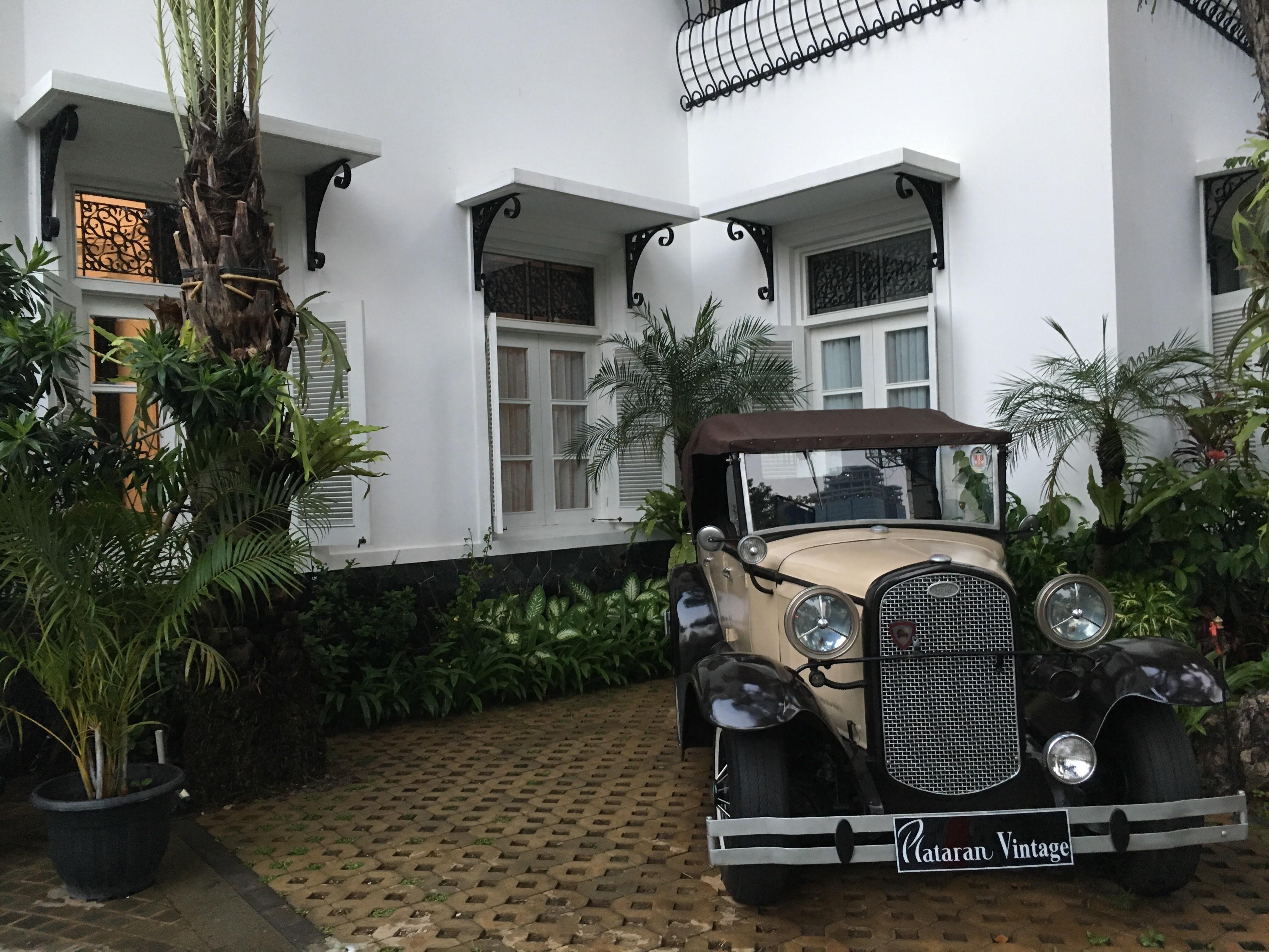 ジャカルタ インドネシア料理レストラン プラタラン(Plataran)