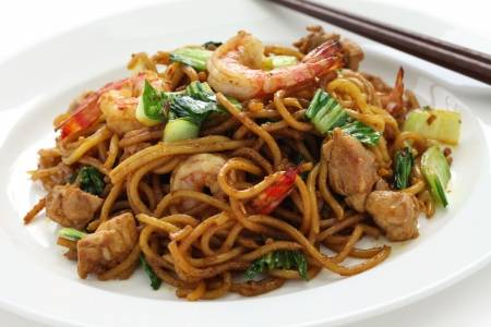 インドネシア料理 ミーゴレン(Mi goreng) 焼きそば