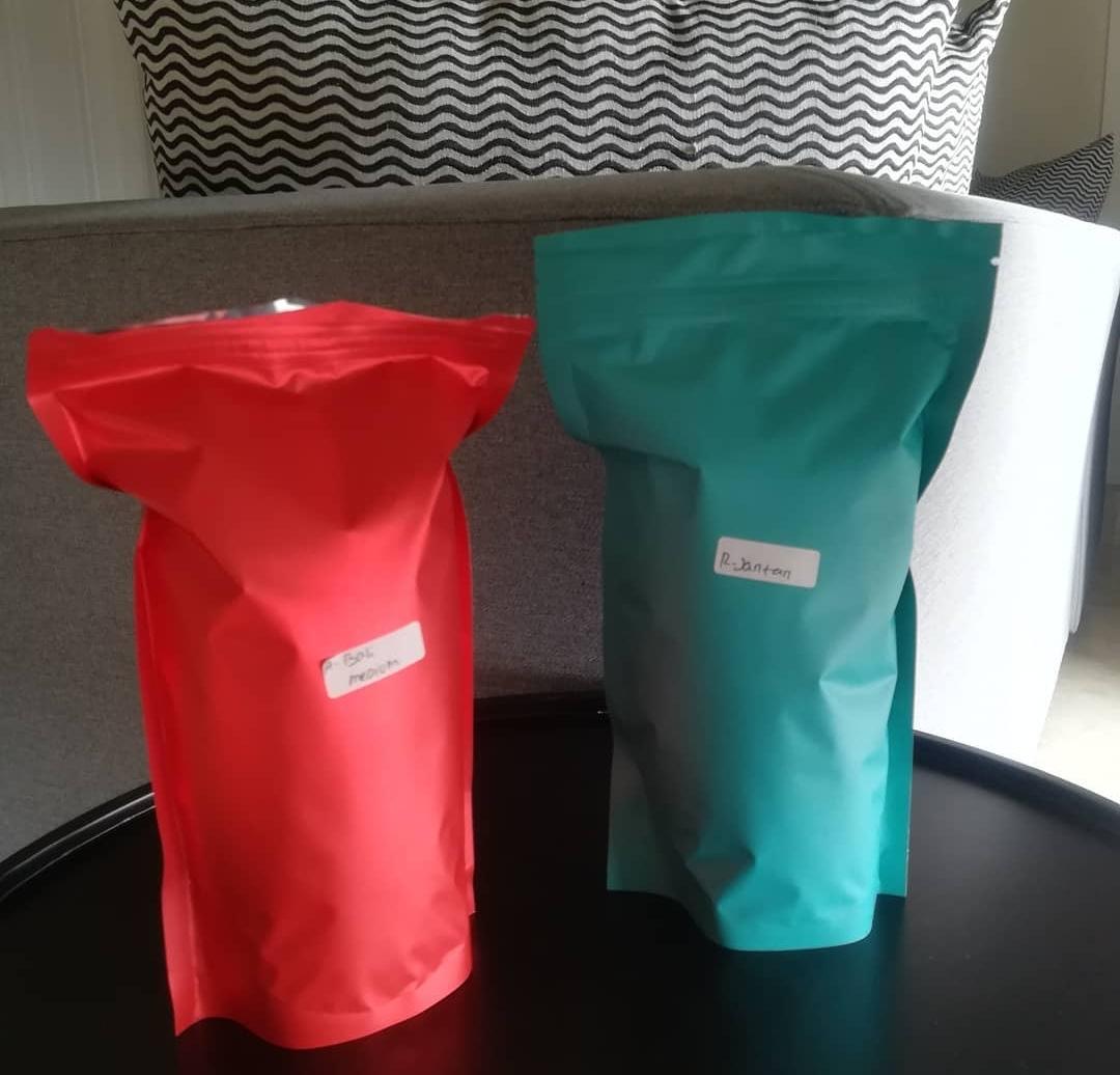 インドネシア ジャカルタ土産 コーヒー豆