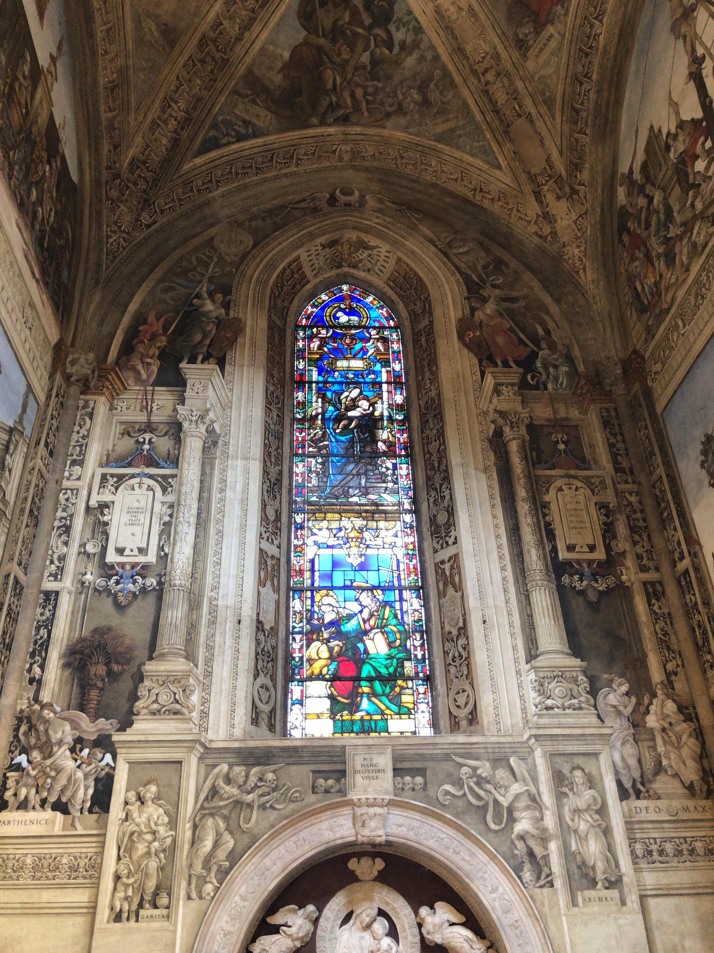 フィレンツェ サンタ・マリア・ノヴェッラ教会