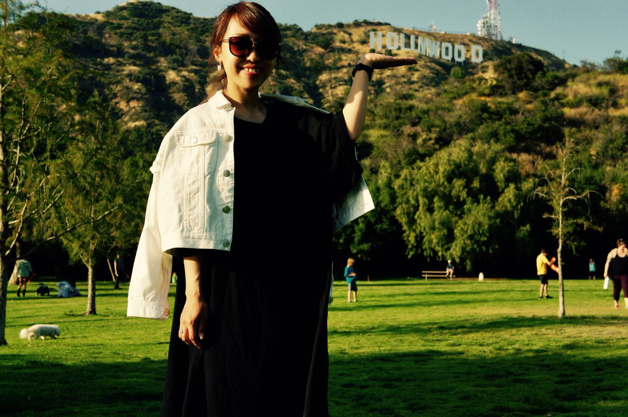 レイクハリウッドパーク ロサンゼルス