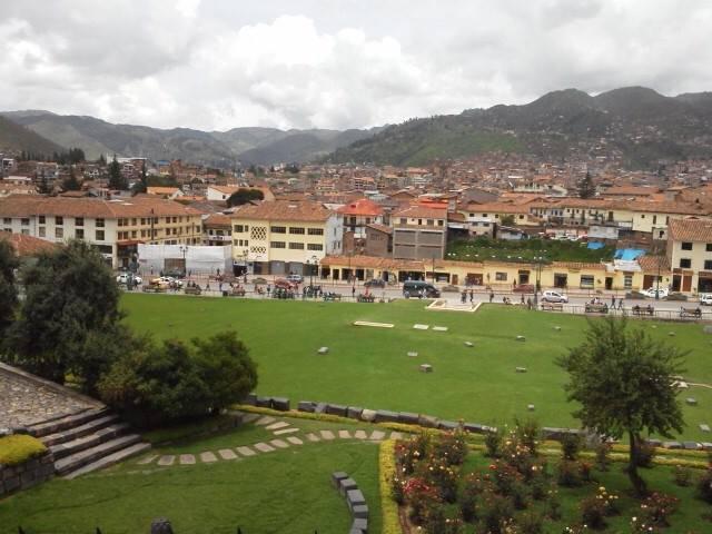 ペルー リマ 風景