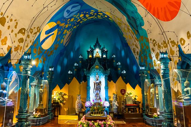 バンコクのエラワン・ミュージアム