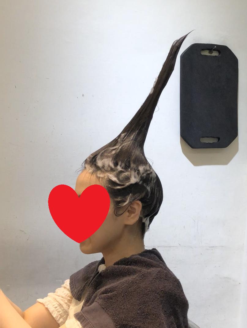 L HAIR SALON 台湾シャンプー