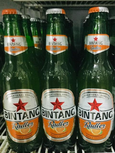 バリ島 ビンタンビール ラドラーシリーズ