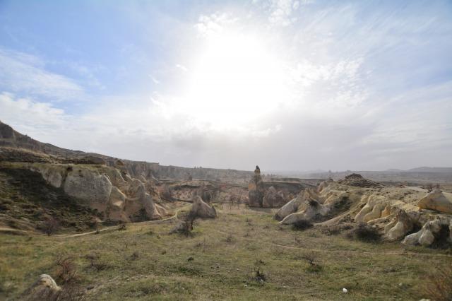 トルコ ギョレメ国立公園