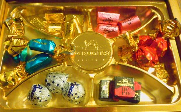 イタリア ペルジーナ社のチョコレート