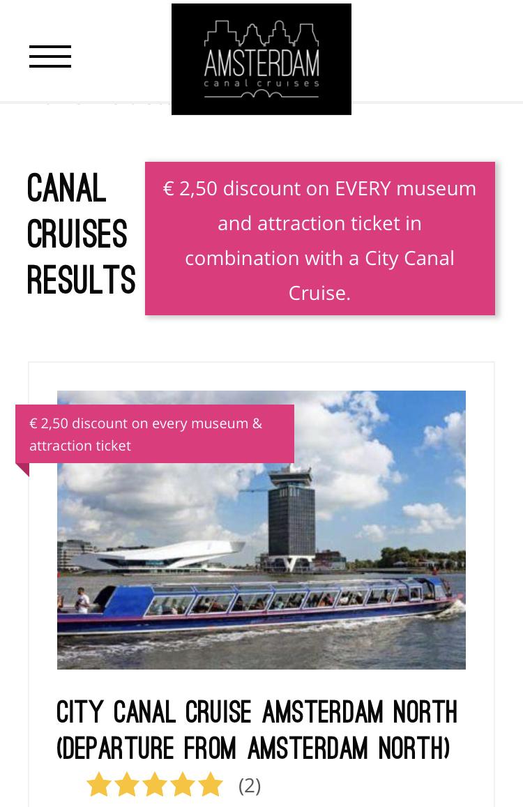オランダ アムステルダム 運河クルーズとアムステルダムの美術館セット予約