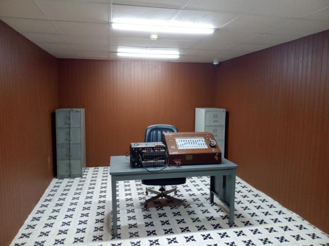 ホーチミン 統一会堂 司令室