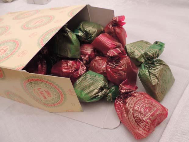 イタリア ラム酒いりチョコレート