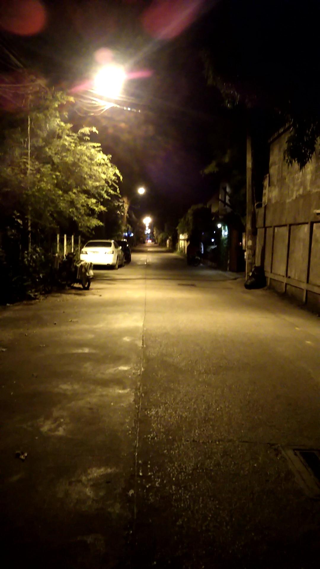 チェンマイの夜