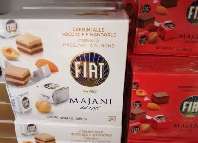 イタリア マイアーニ社のチョコレート